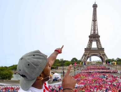 En route pour La Parisienne !
