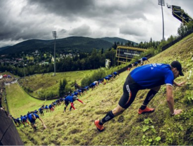 Comment s'entrainer pour une course verticale ?
