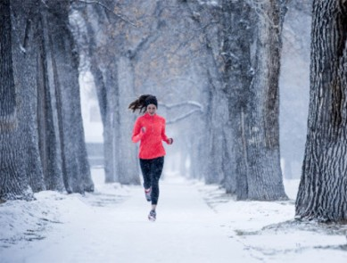 Bien s'équiper pour s'entrainer dehors en hiver