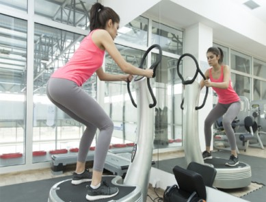 Les bienfaits du Power Plate