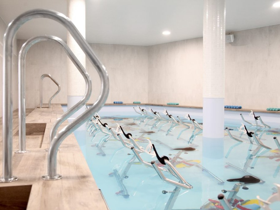 Fitness park avignon avis clients for Club piscine lasalle