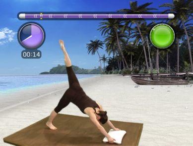 NewU Fitness First Personal Trainer, nouveau jeu pour la WII développé par Fitness First pour une nouvelle image de soi