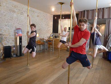 La Pole dance, c'est bon pour la confiance !
