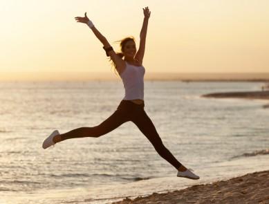 Les exercices que vous pouvez faire même à la plage