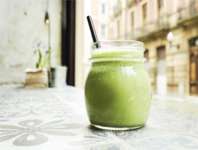 5 smoothies detox à tester au printemps