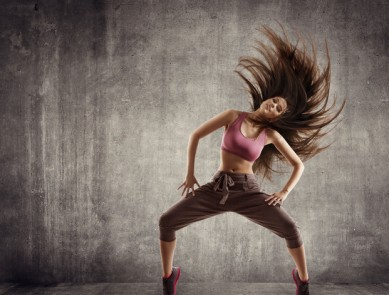 Danse corporelle