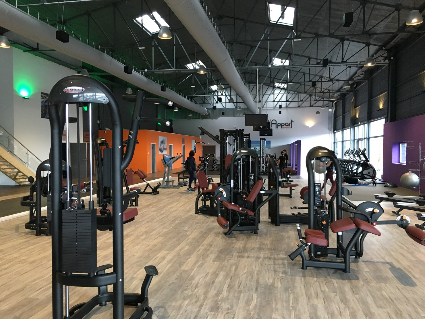 L'Appart Fitness Mulhouse-0