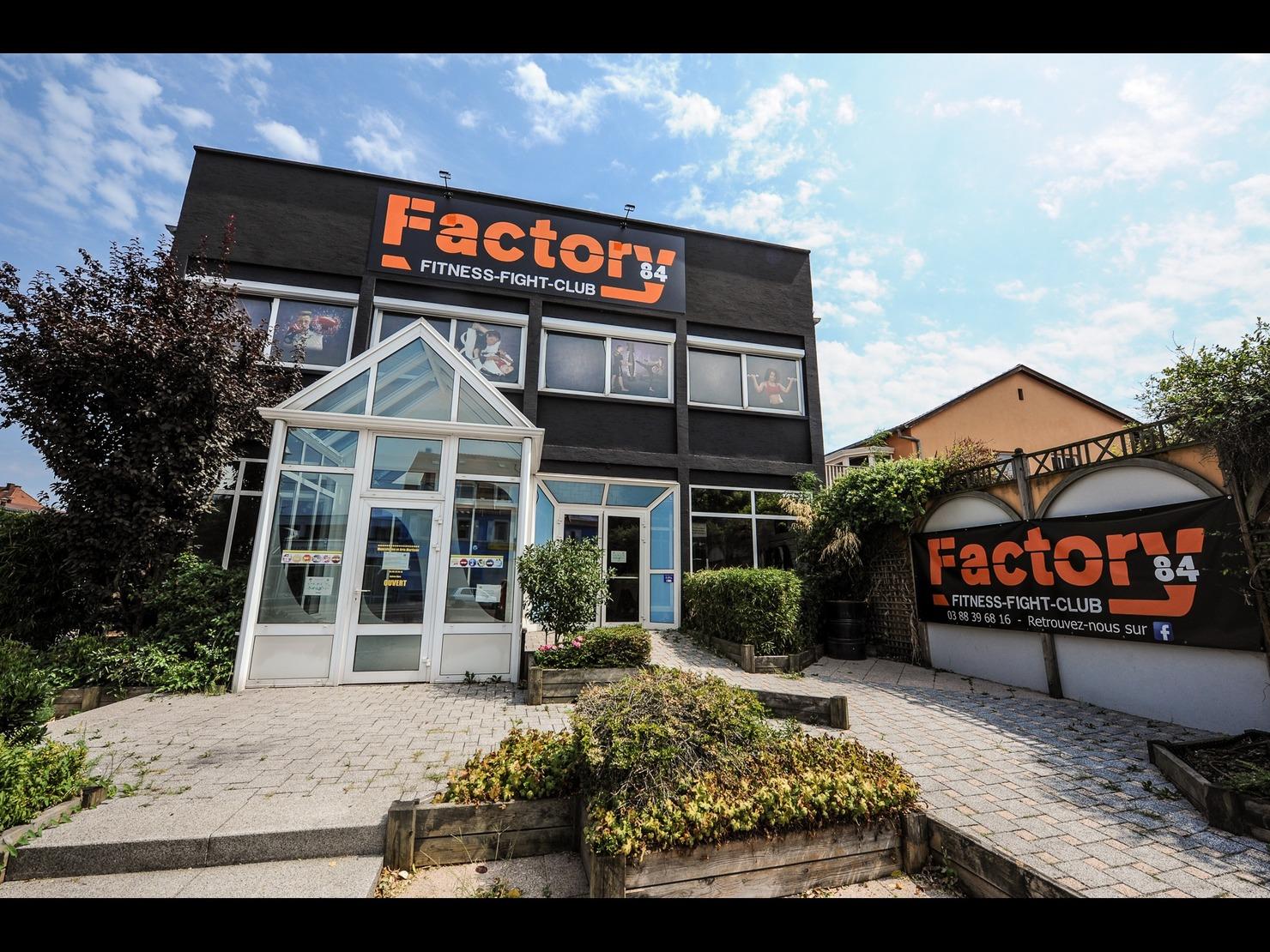 Factory 84 Strasbourg
