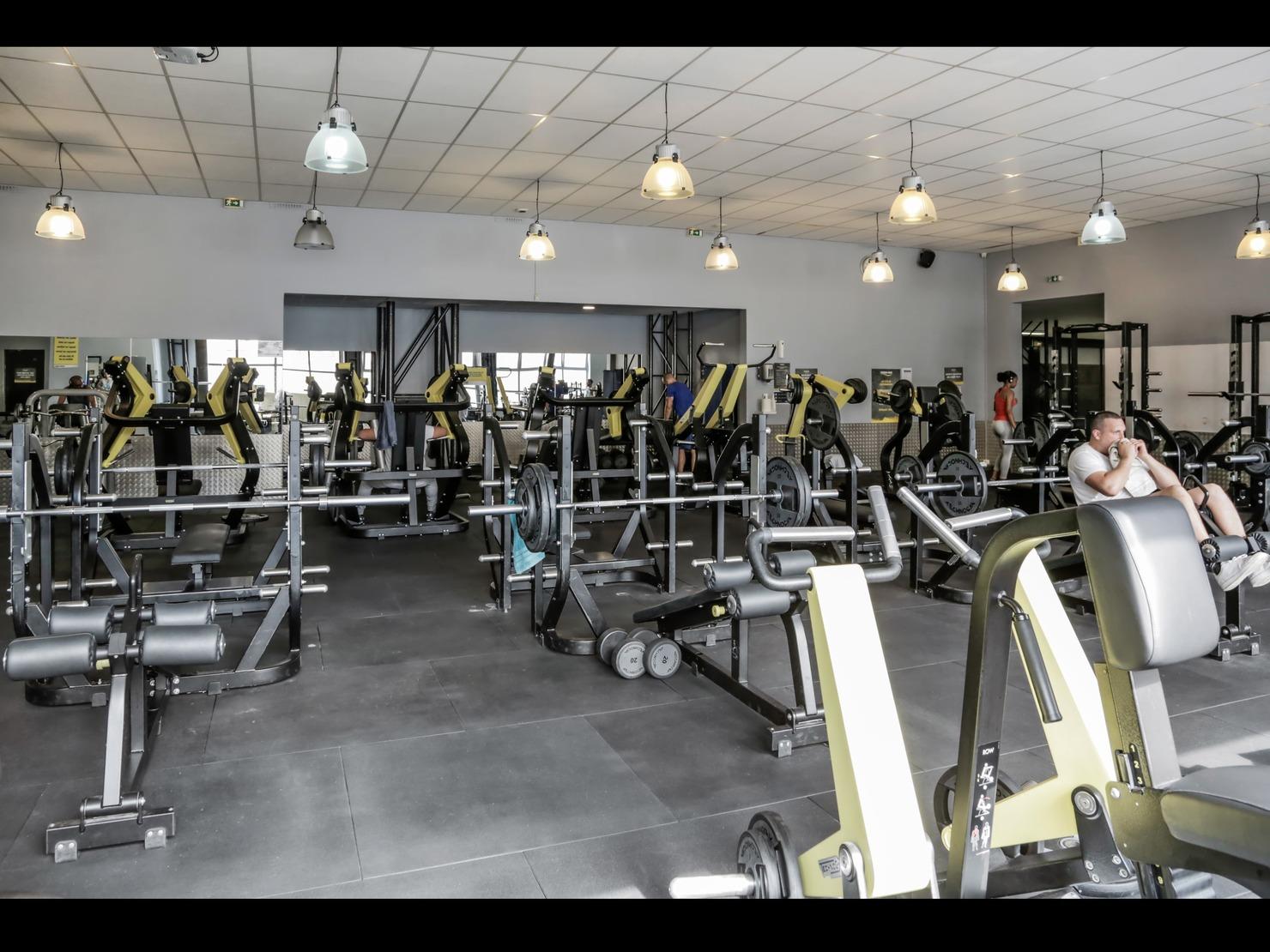 Fitness Park Epinay-sur-Seine