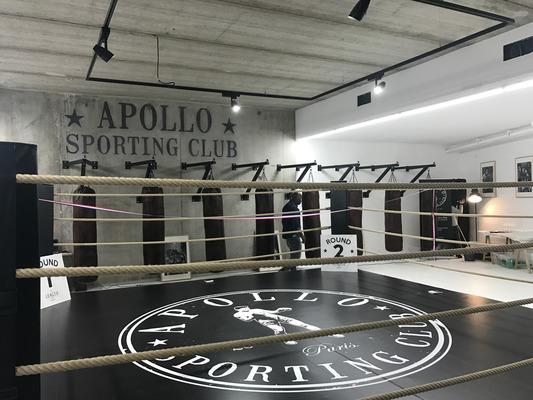 Apollo Sporting Club 19