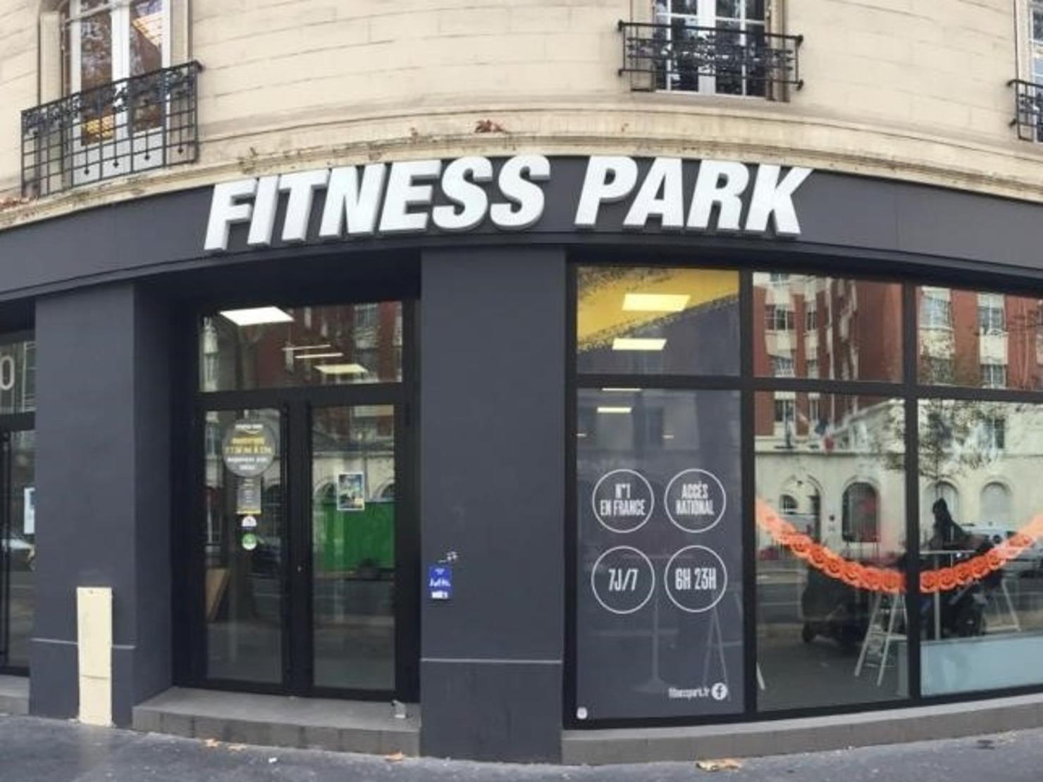 Fitness Park Paris - Diderot-0