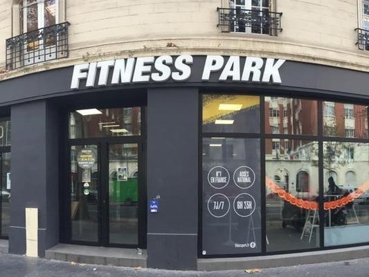 Fitness Park Paris - Diderot