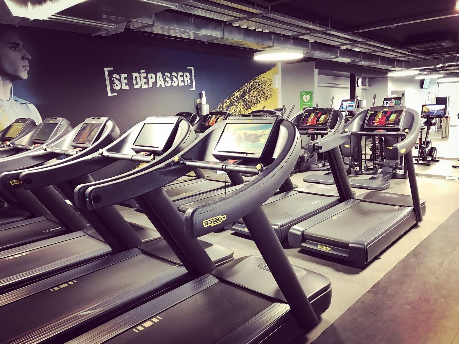 Fitness Park Paris - Chevaleret