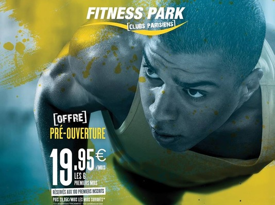 Fitness Park Paris Chevaleret