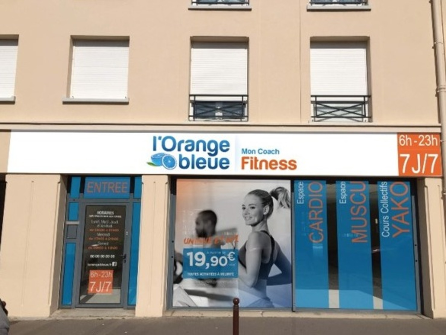 L'Orange Bleue Versailles-0