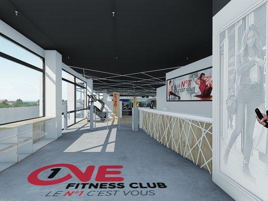 One Fitness Club Villeneuve-Loubet