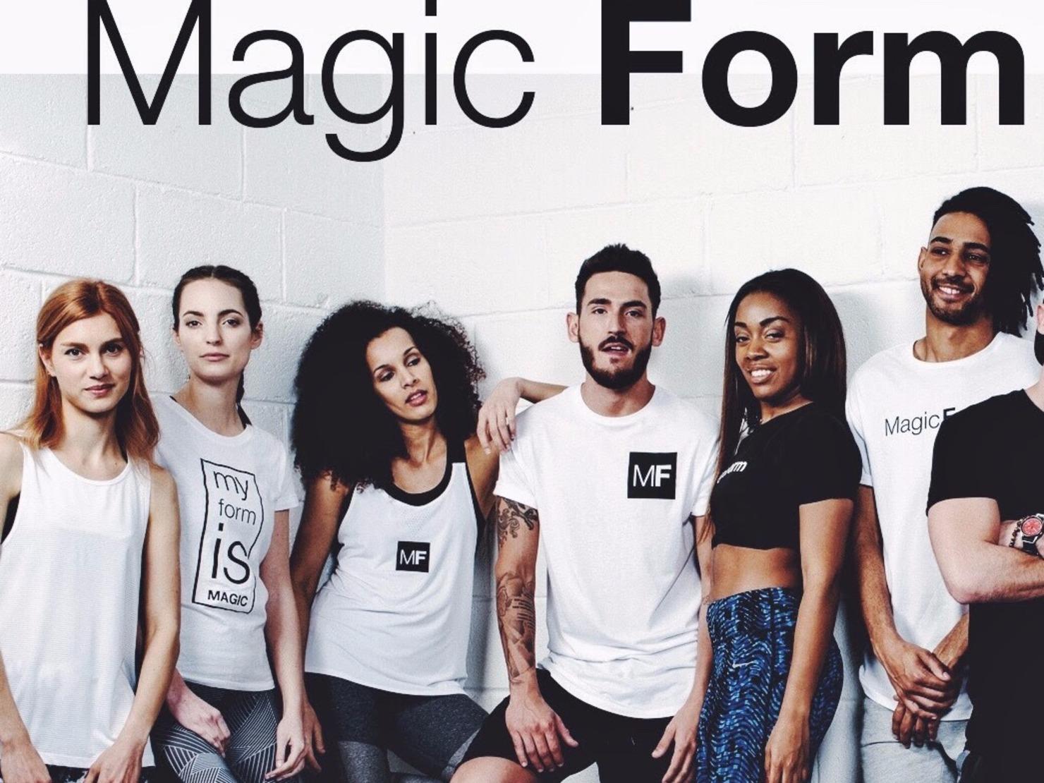 Magic Form Gif sur Yvettes