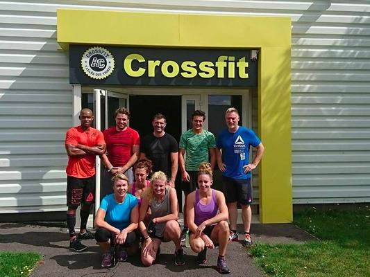 CrossFit Vallée des Vignes