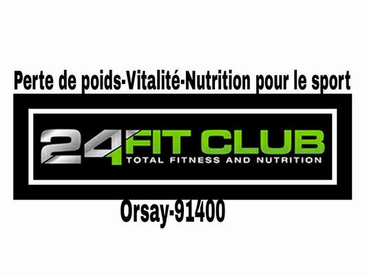 24 FIT CLUB ORSAY