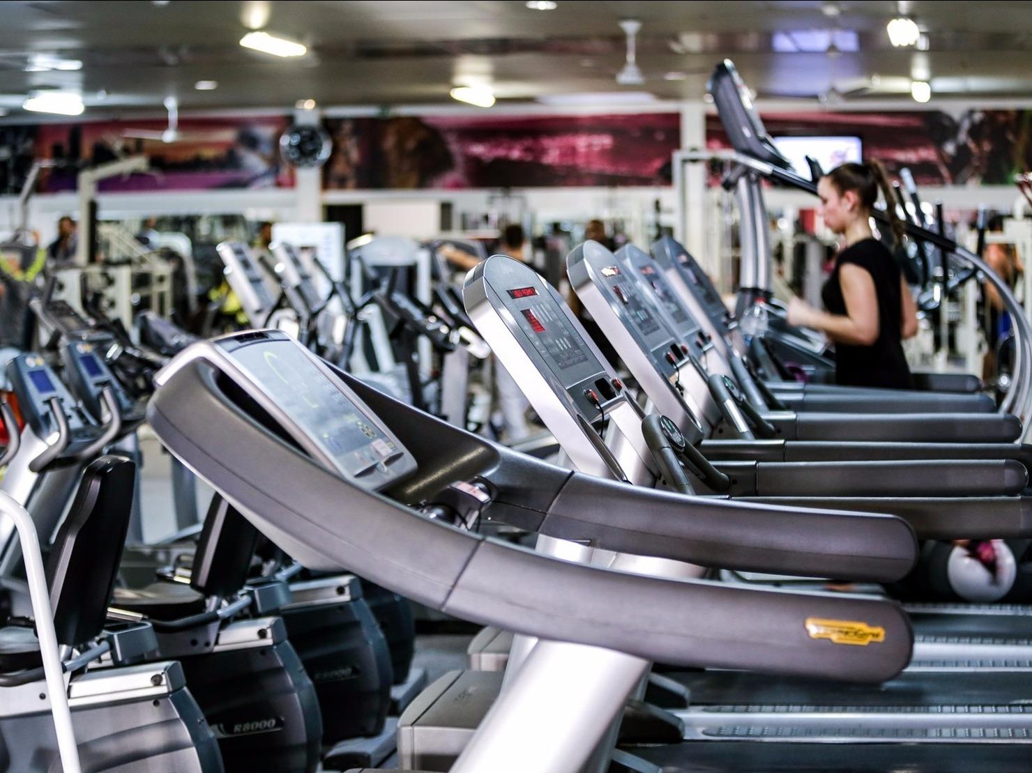 Iron Gym Fleury les Aubrais