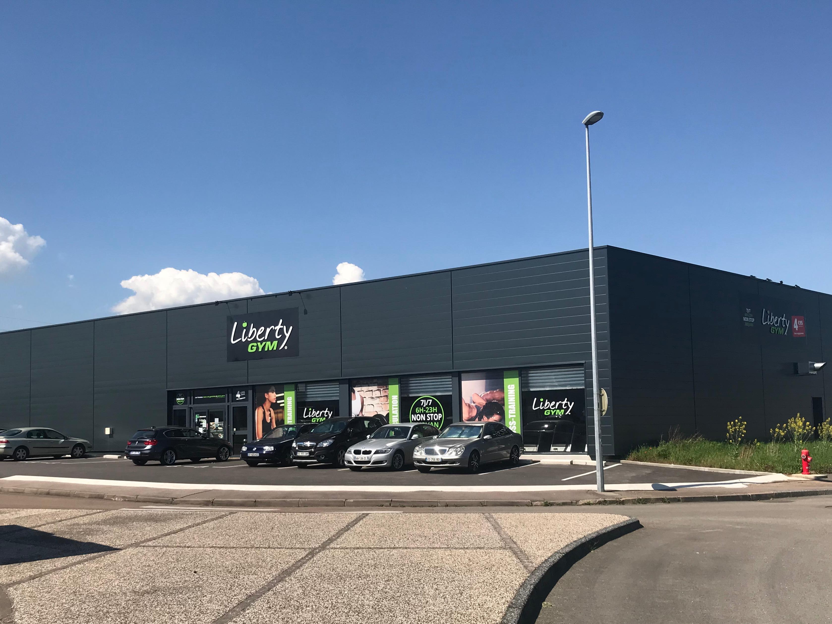Liberty Gym Dijon Chenôve