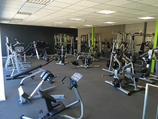 Liberty Gym Saint-Marcel-les-Valence