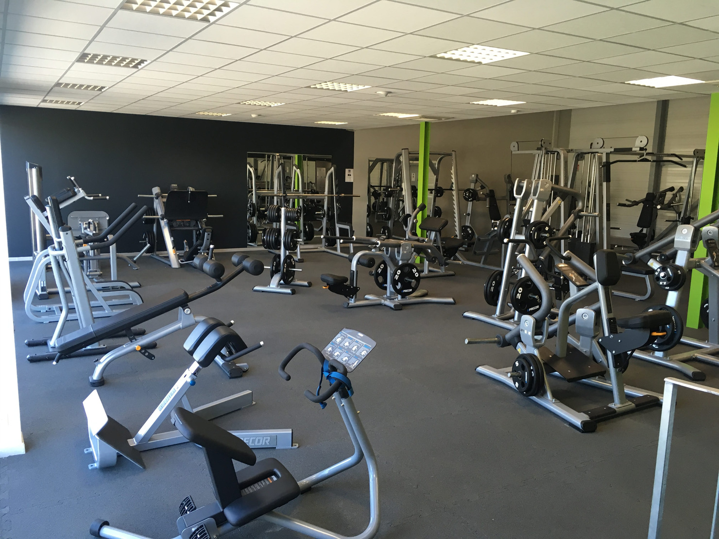 Liberty Gym Saint-Marcel-les-Valence-0