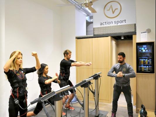 Action Sport Monceau
