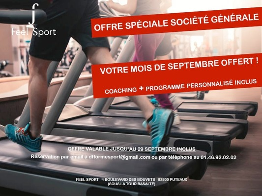 Feel Sport La Défense