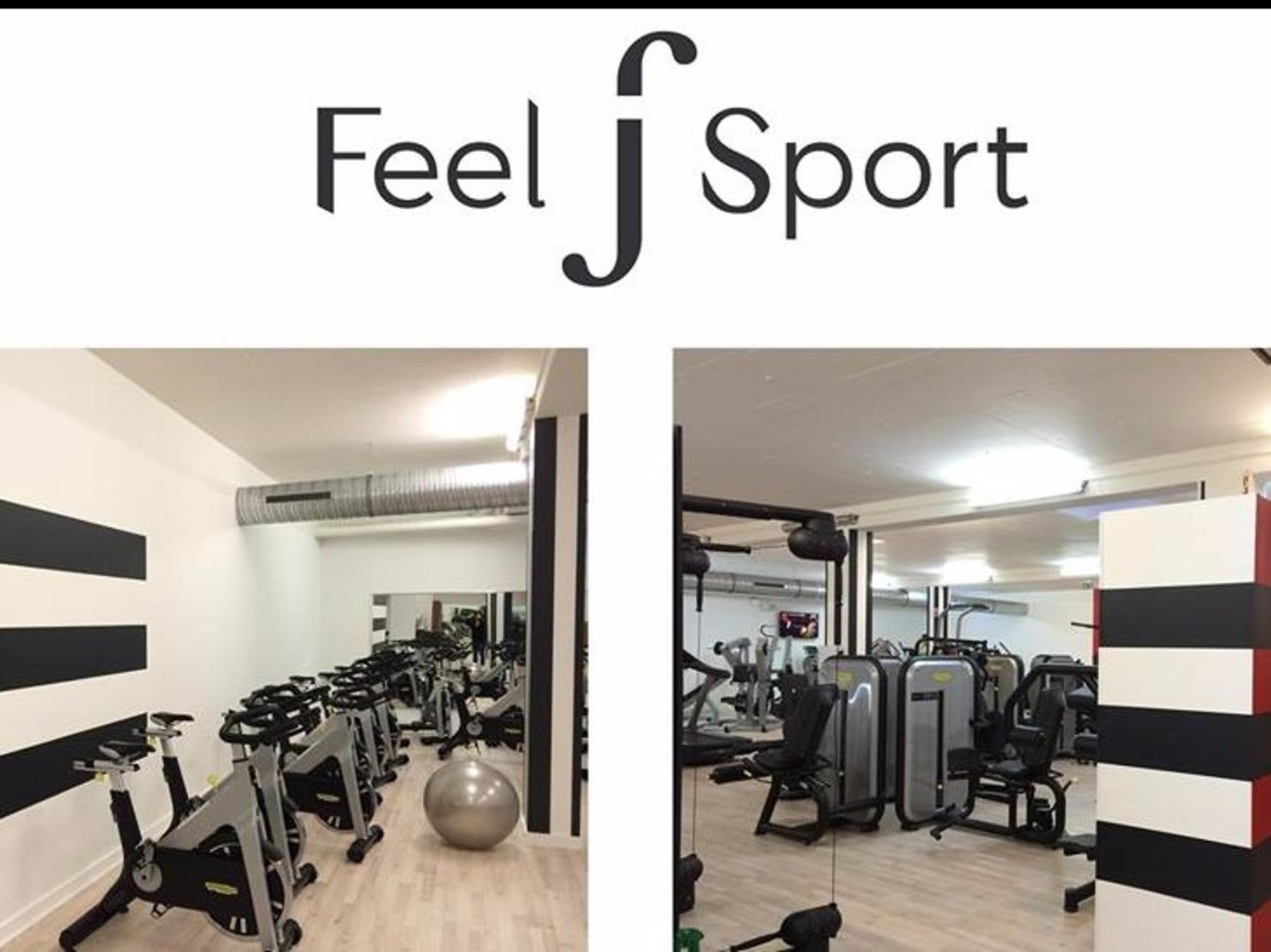 Feel Sport Luxembourg Gare-0