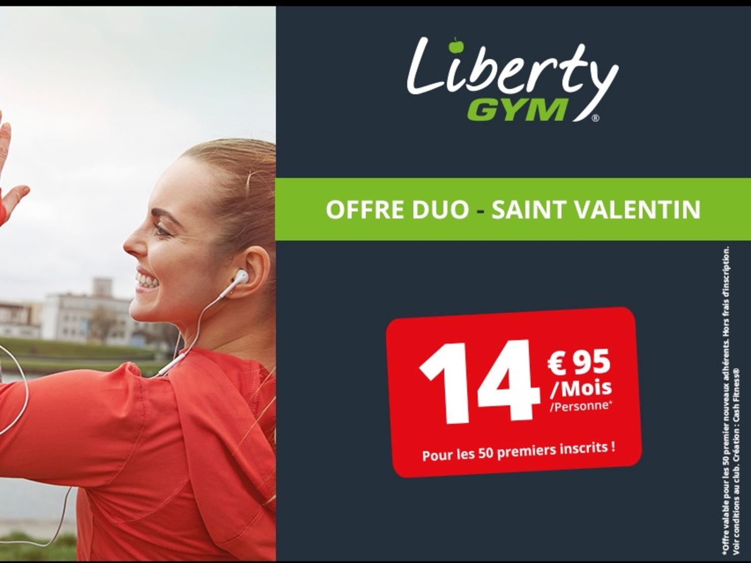 liberty gym meaux tarifs avis horaires offre d couverte. Black Bedroom Furniture Sets. Home Design Ideas