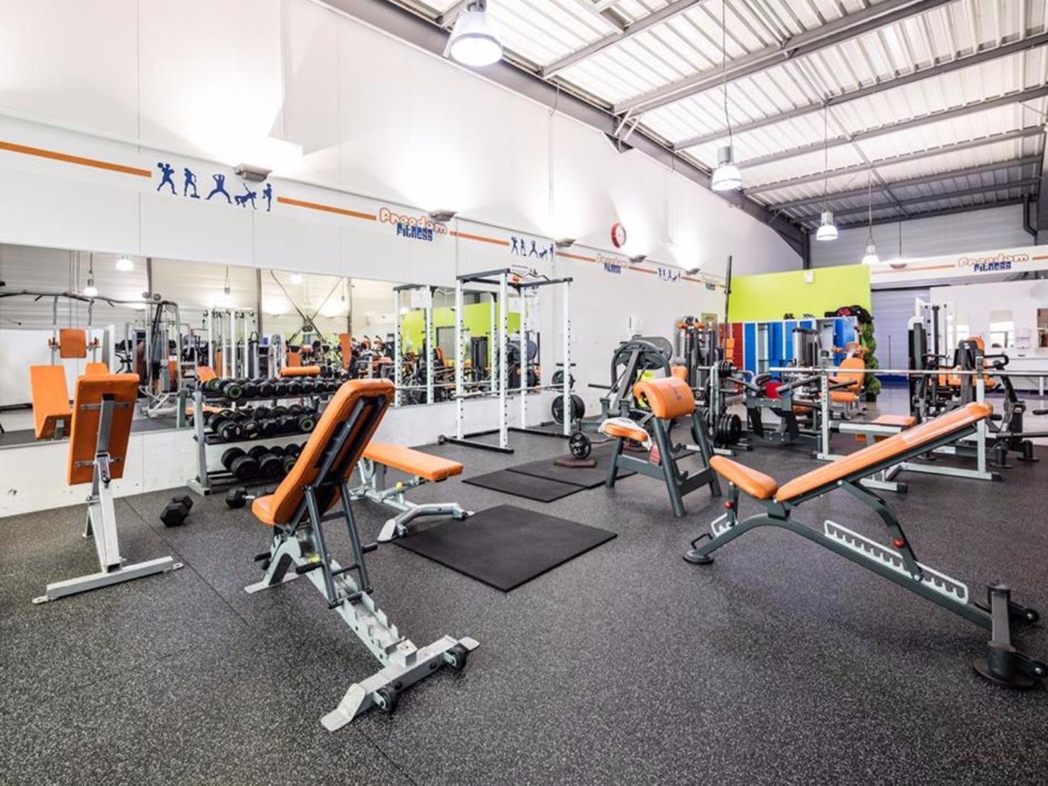 Freedom fitness aix les bains tarifs avis horaires for Salle de sport malo les bains