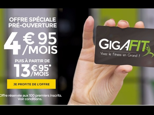 GIGAFIT Belfort