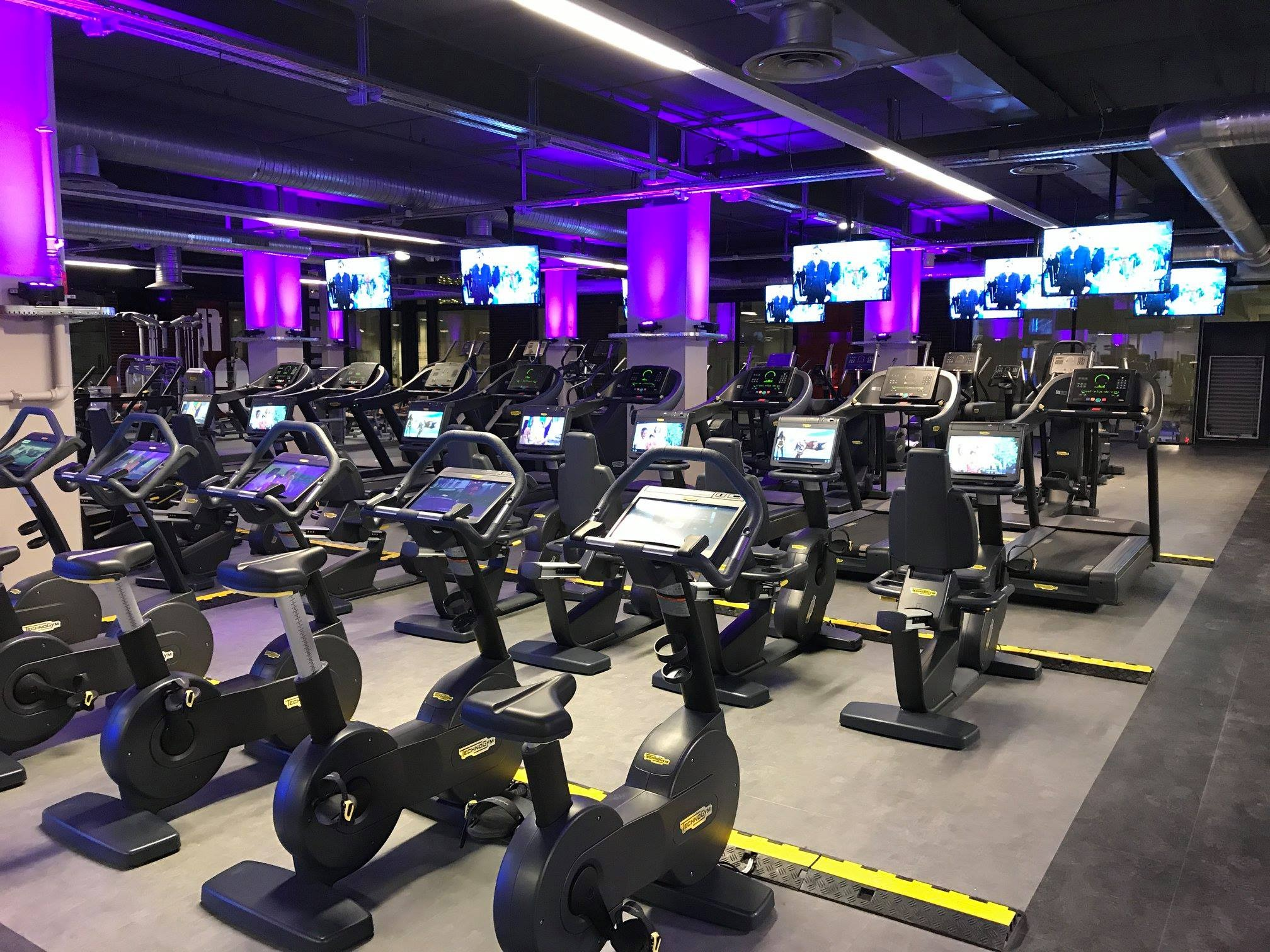 Fitness Park Angers-0
