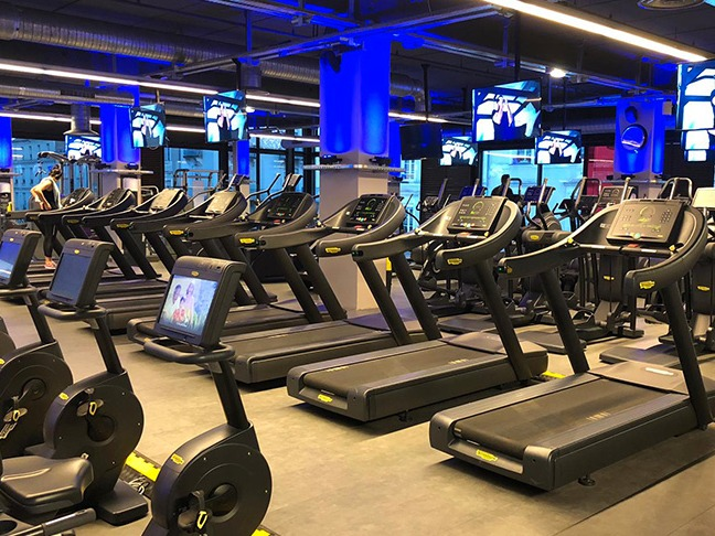 Fitness Park Angers