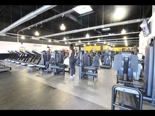 Fitness Park Pantin