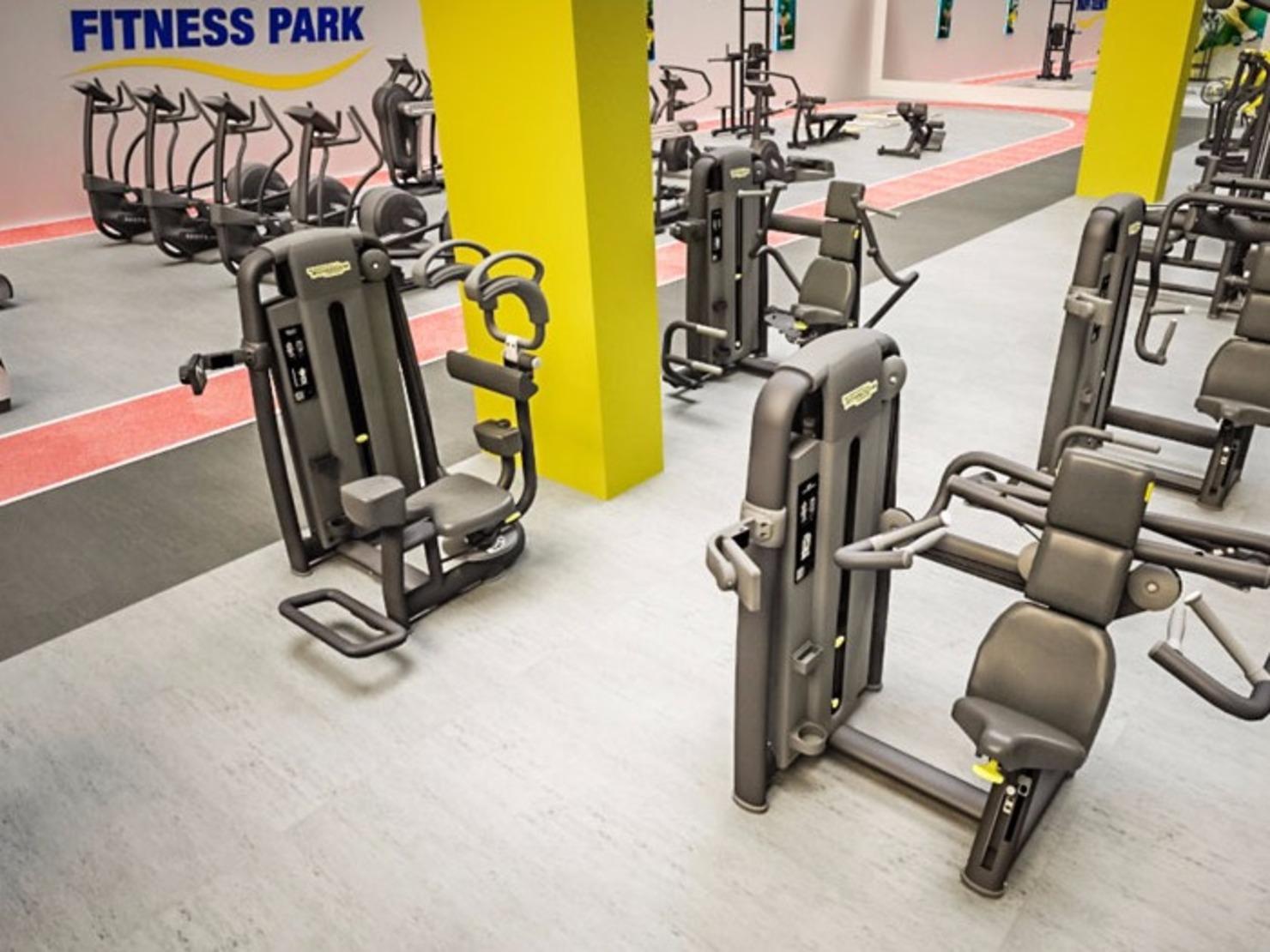 Fitness Park Pantin-0