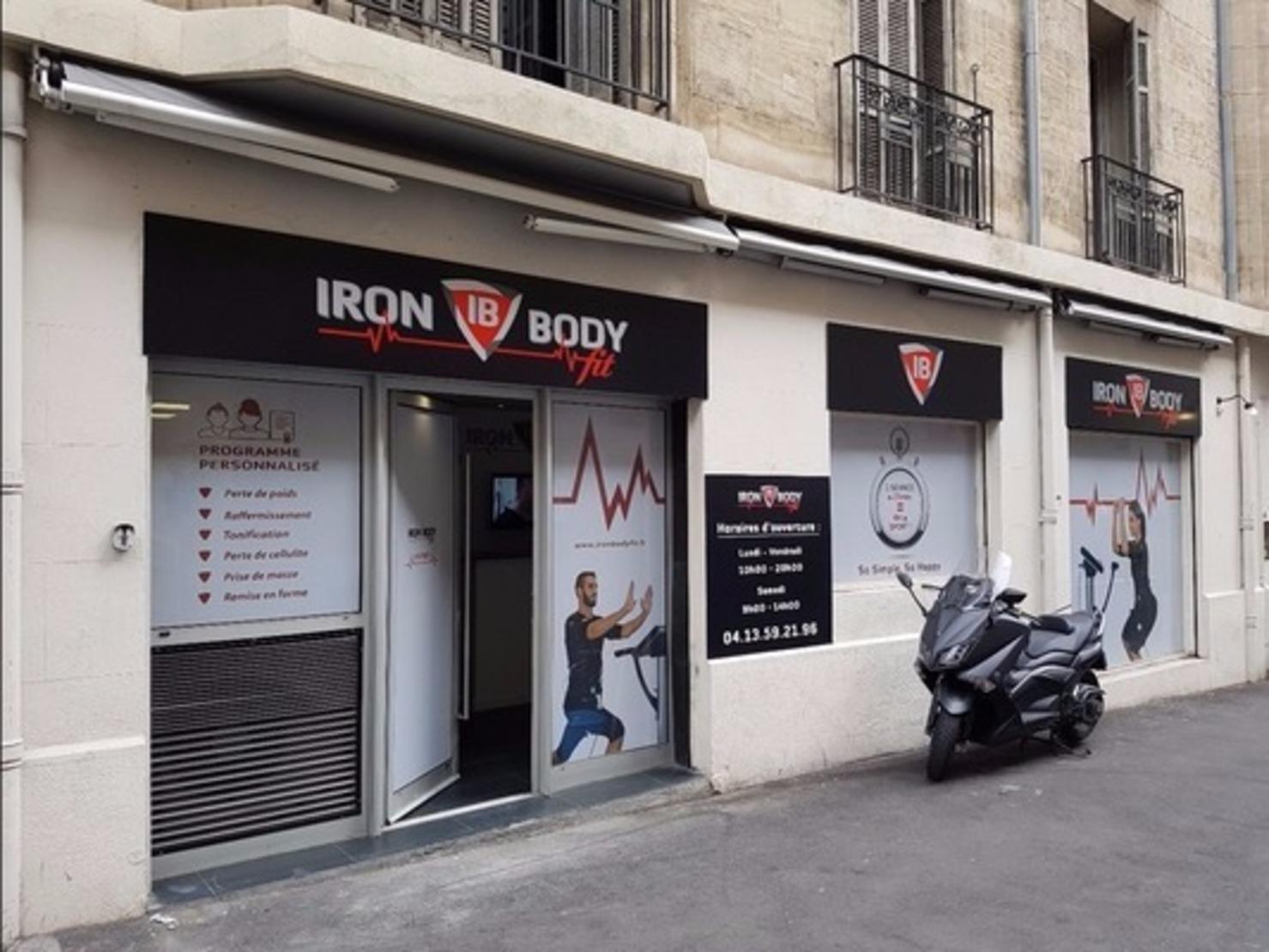 Sculpt Bodytech Marseille 7ème