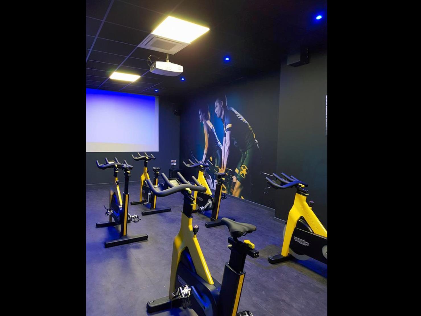 Fitness Park Bretigny sur Orge