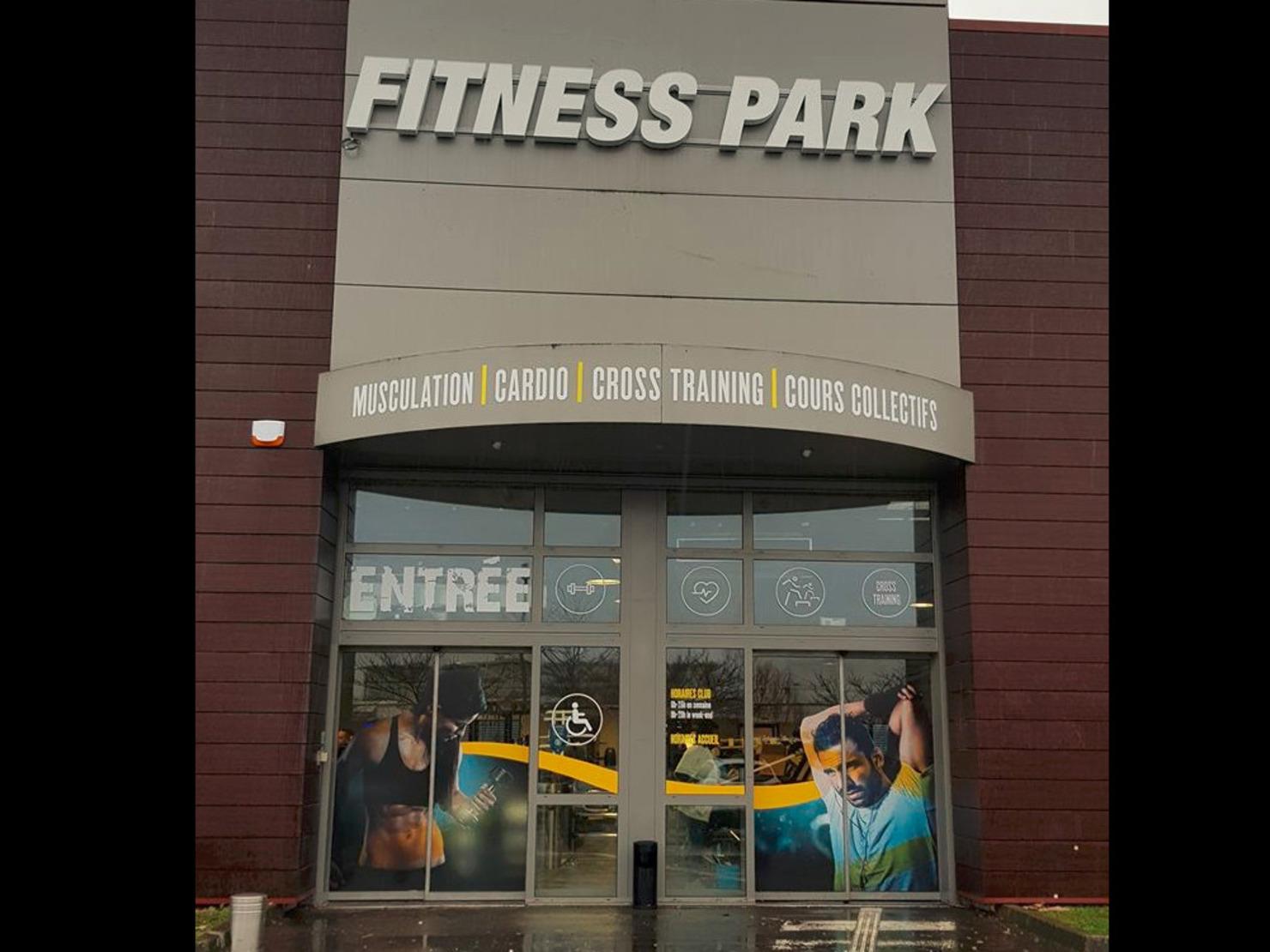 Fitness Park Bretigny sur Orge-0