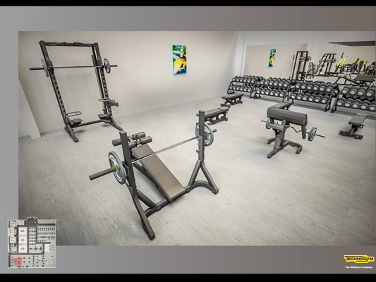 Fitness Park Bretigny