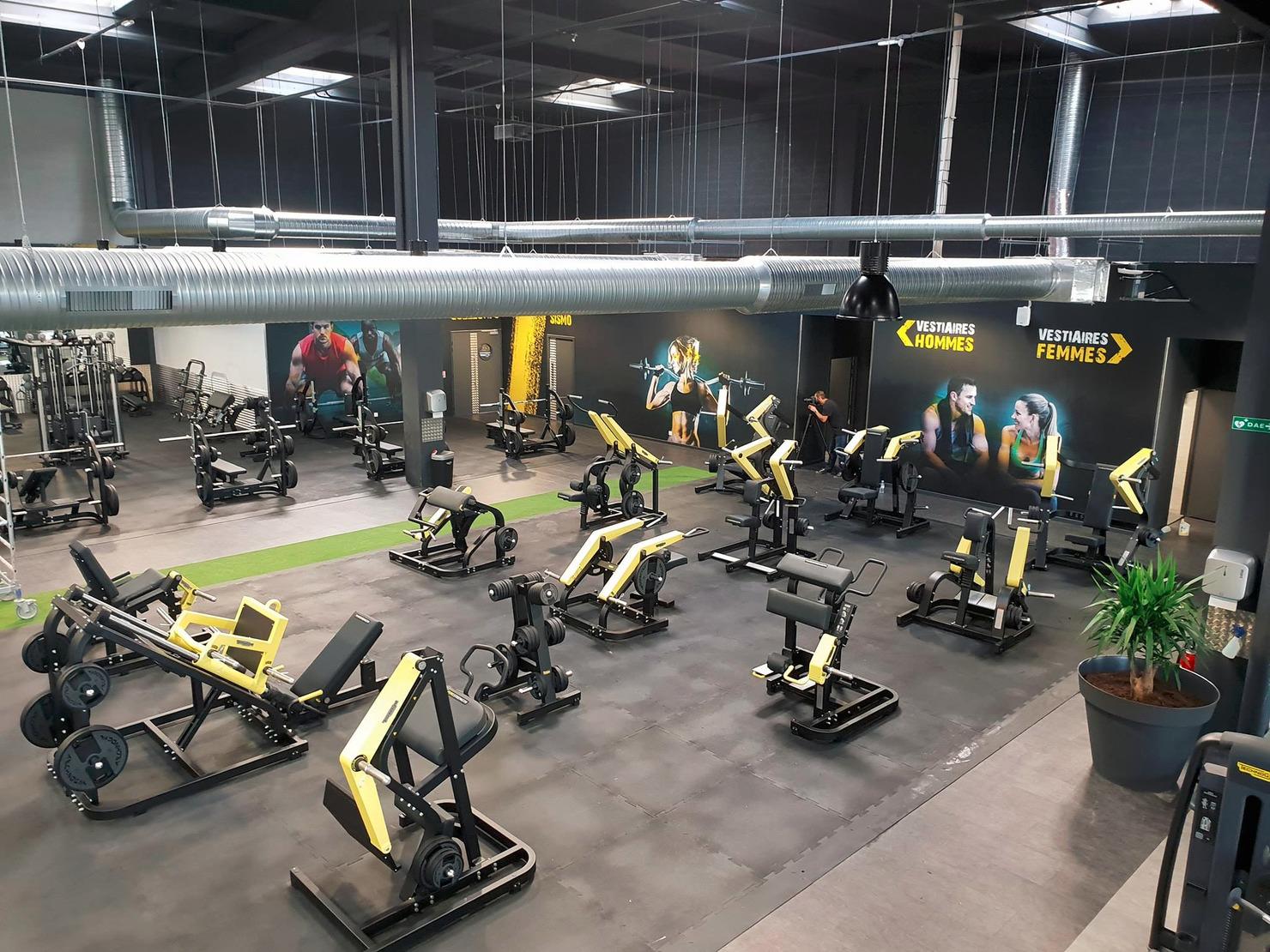 Fitness Park Lisses