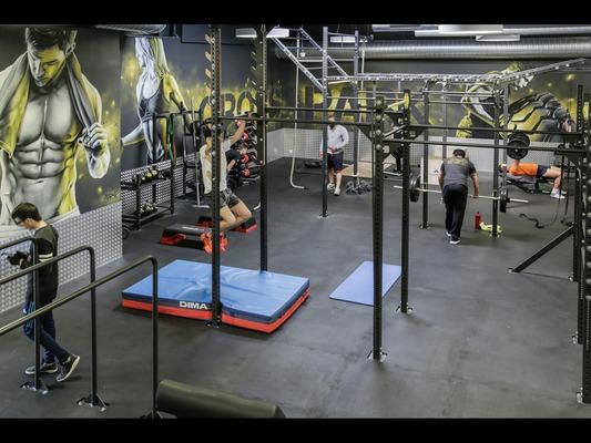 Fitness Park Créteil - Pompadour