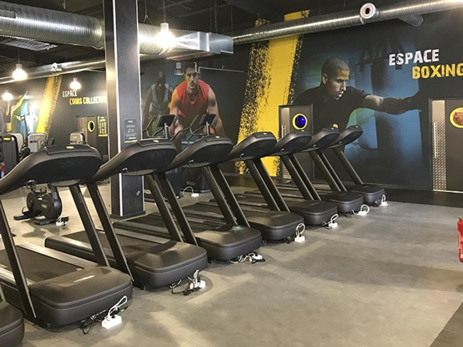 Fitness Park Brie Comte Robert-0