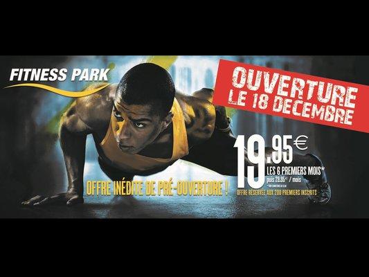 Fitness Park Brie Comte Robert