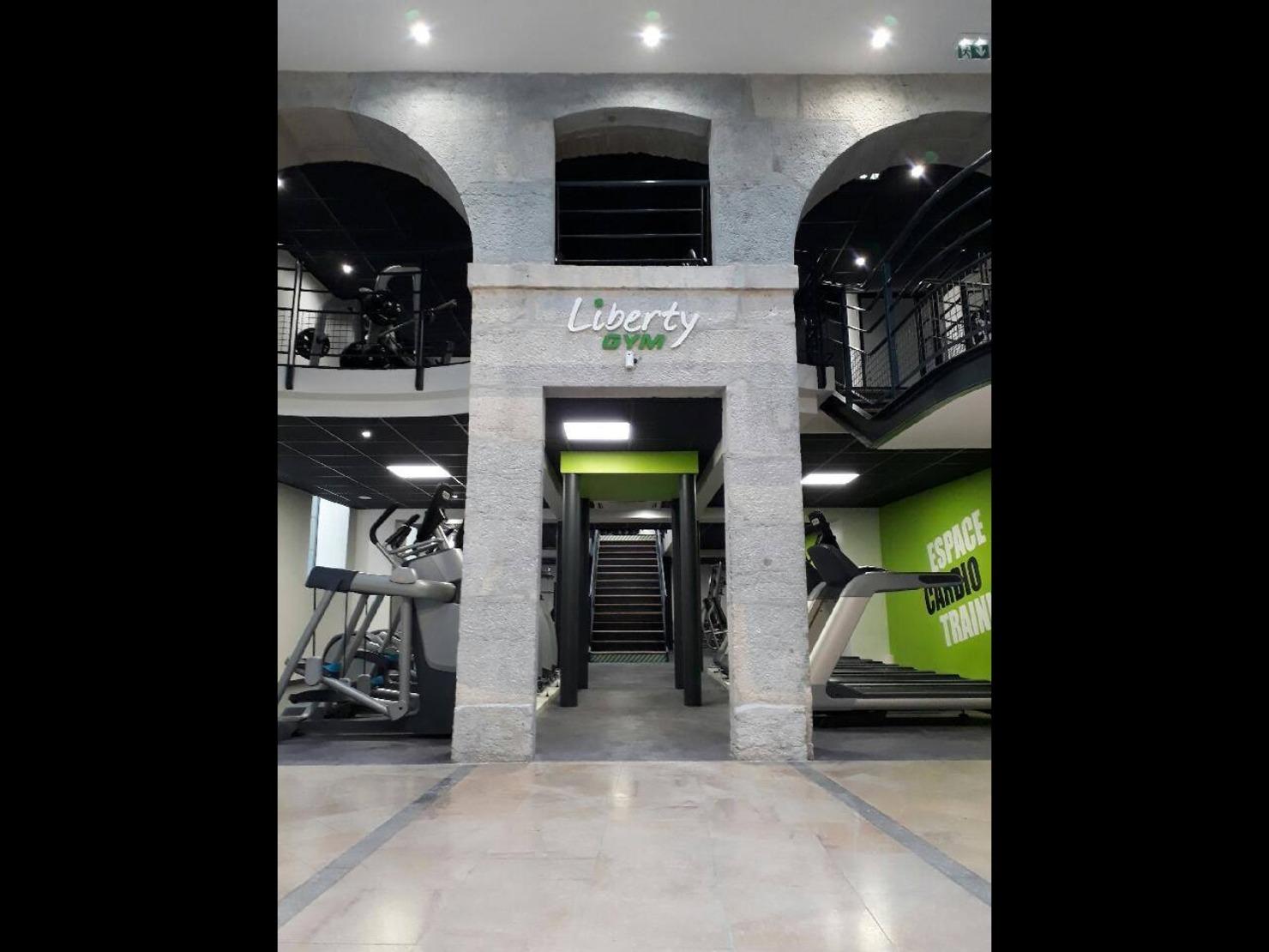 Liberty GYM Besançon Centre