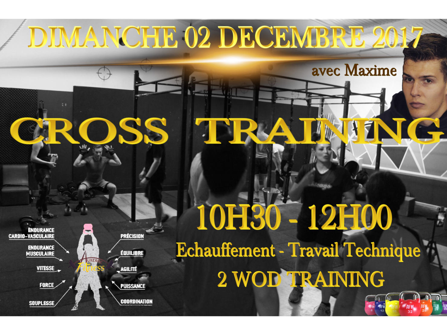 Auxerre Fitness
