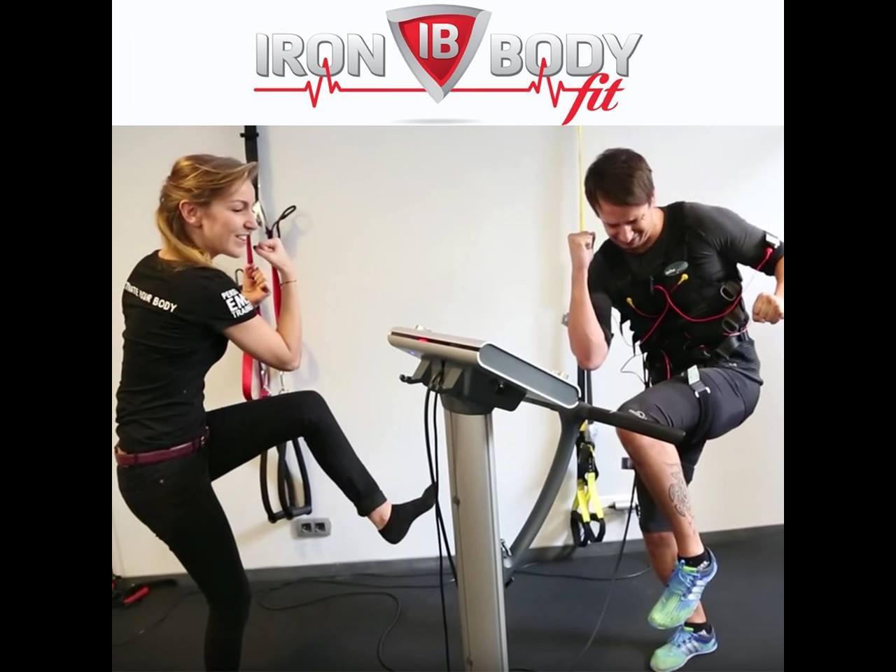Iron Bodyfit Valence