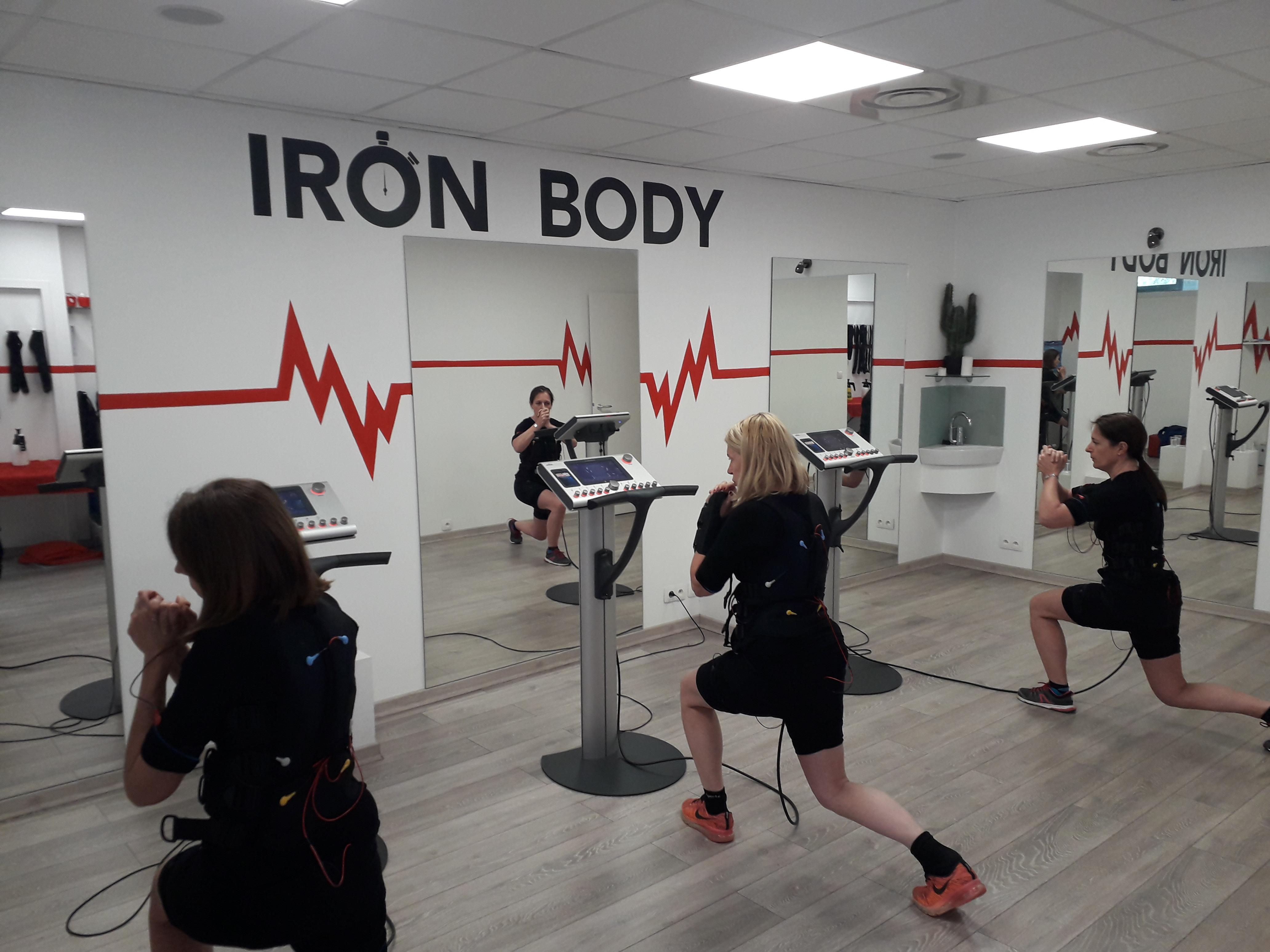 Iron Bodyfit Lyon Francheville