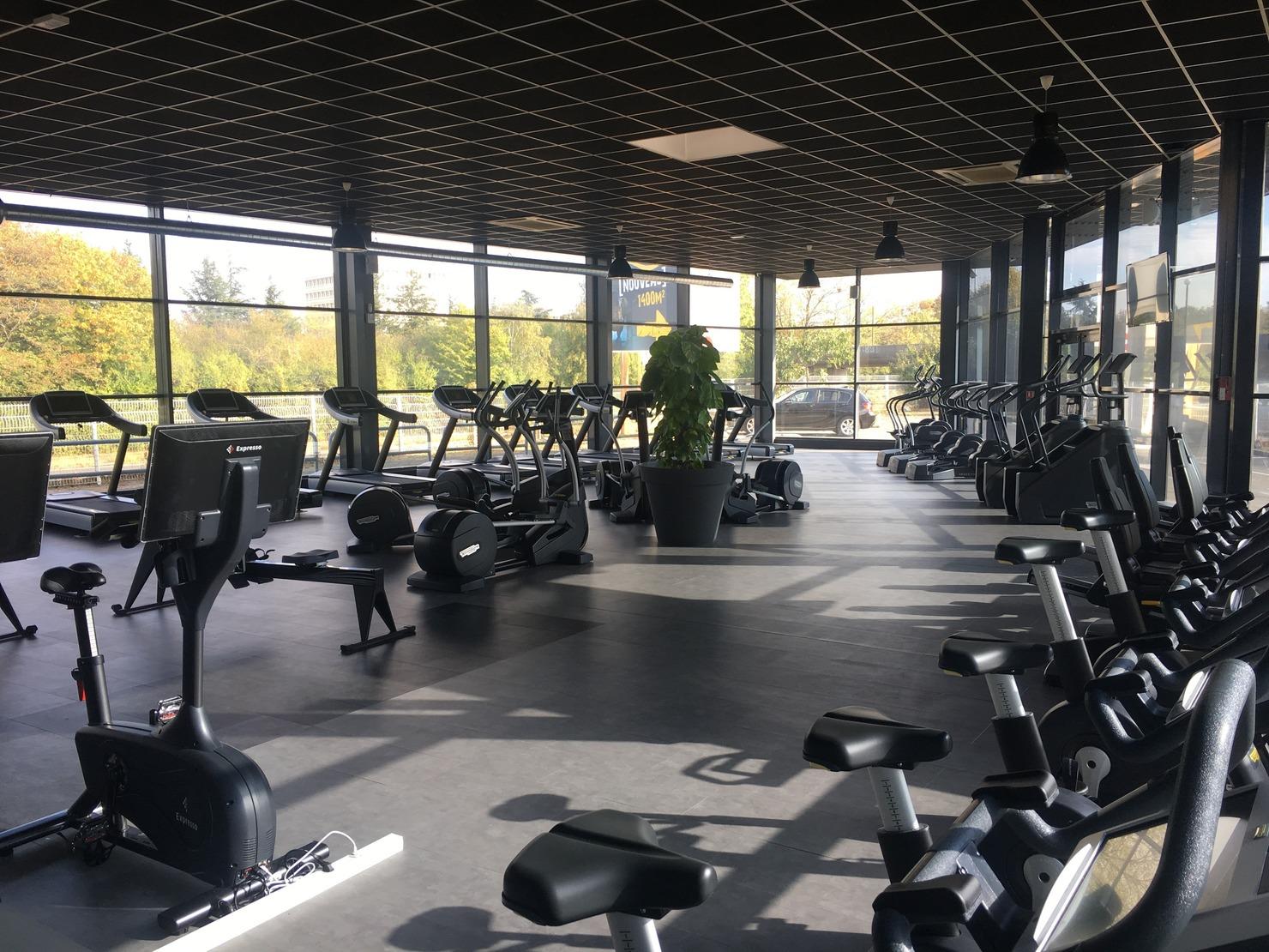 Fitness Park Evry